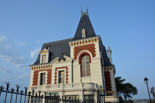Villa, Remains, Bourgeois House, City Dinard, Brittany