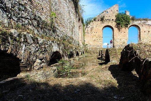 Ruins, Ruinas, Antonina, Antonina Paraná
