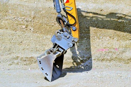 Backhoe Bucket, Blade, Excavators, Construction Machine