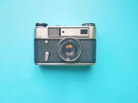 Antique, Background, Black, Camera, Random, Caucasian