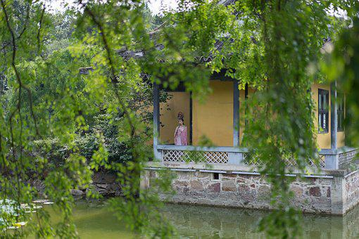 Antiquity, Blowjob 玉人, Small Pavilion
