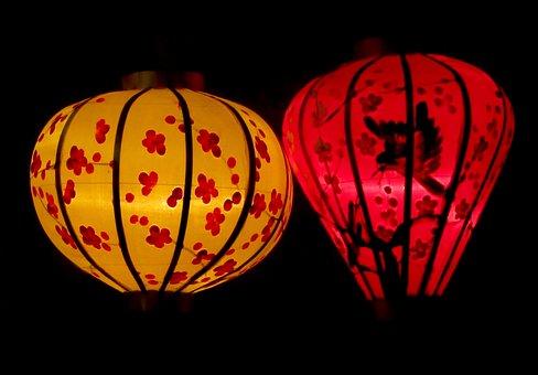 Chinese Lanterns, Hoi An
