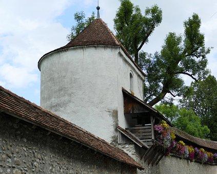 Storage Tower, Isny, Defensive Tower