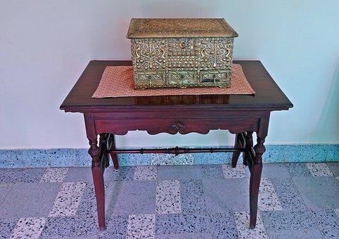 Jewel Box, Jewellery Box, Antique, Luxury, Treasure