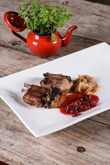 Costillar, Wild Pig, Meat