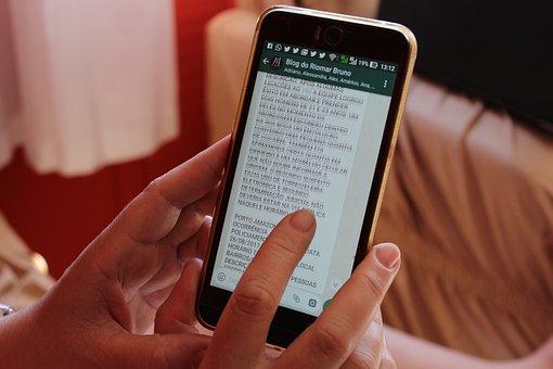 Whatsapp, Messenger, Message, Communicator, Contact