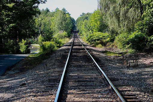 Rails, Railroad, Distance, Infinity