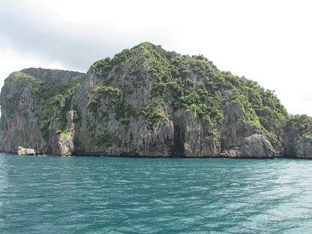 Island, Sea, Ocean, Nature, Beach, Travel, Tropical