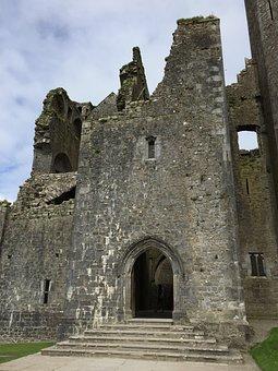 Ruin, Window, Stone, Wall, Broken, Masonry, Old