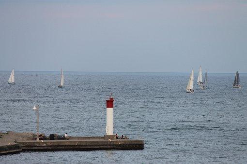 Regatta, Sailing, Marine, Sail, Yacht, Boat, Ship