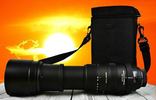 Zoom, Sun, Lens, Sigma, 150-500mm, Zoom Lens