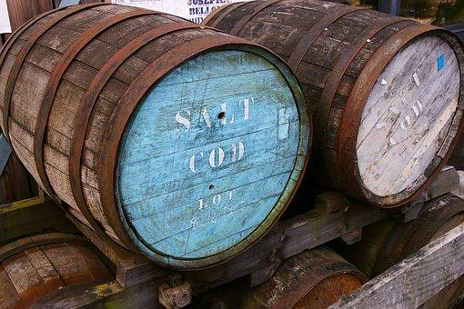 Barrel, Cask, Beverage, Wooden, Vintage, Keg, Wood