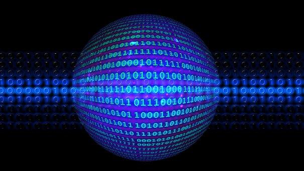 Binary, Binary Code, Binary System, Http, Www, Crash