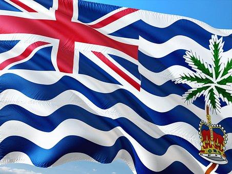 International, Flag, British-indian-ocean-territory