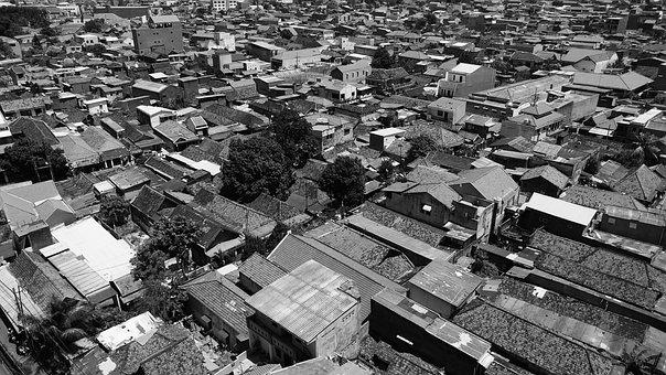 City, Urban, Housing, Town, Development