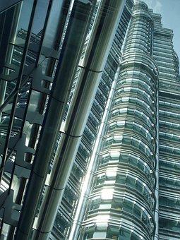 Kuala Lumpur, Petronas, Petronas Tower, Malaysia