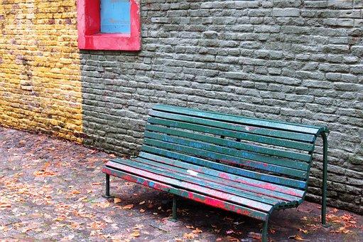 Caminito, Buenosaires, Colors