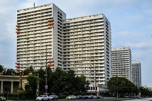 Germany, Architecture, City, Travel, Sky, Landmark