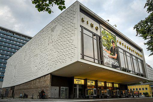 Germany, Gdr Architecture, Facade, Places Of Interest
