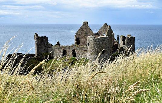 Castle, Historic, Middle Ages, Architecture, Building
