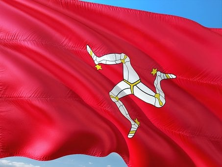 International, Flag, Isle-of-man