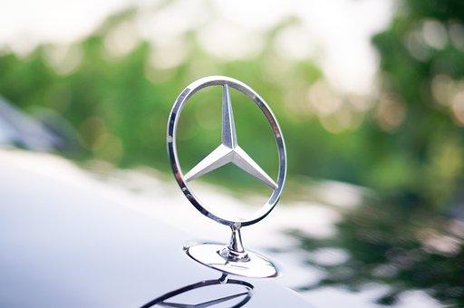 Mercedes-benz, Mercedes Benz Car Logo