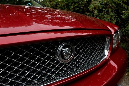 Emblem, Auto, Logo, Chrome, Vehicle, Jaguar, Pkw