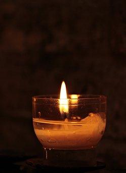 Tealight, Light, Prayer, Candlelight, Flame, Meditation