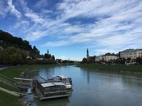 Salzburg, Blue White-a Surname, Austria