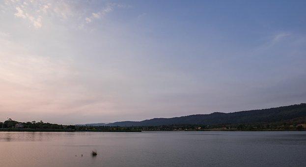 View, Wang Nam Khiao, Thailand, Tourism, Travel