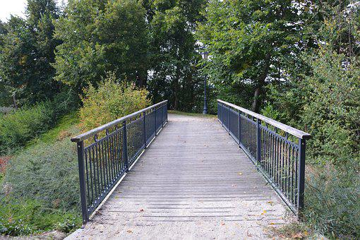Bridge, Walk On The Bridge, Promenade, Ride