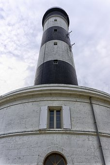 Lighthouse, Island Of Oleron, Chassiron Lighthouse