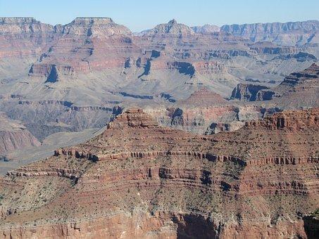 Grand Canyon, Nature, Landscape