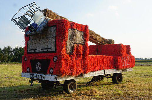 Agriculture, Artwork, Straw Effigy