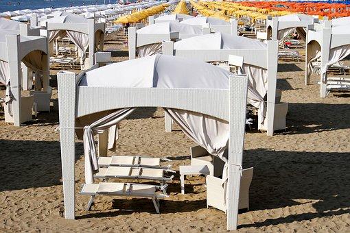 Beach, Sun, Summer, Sea, Ocean, Sunny, Sunshine