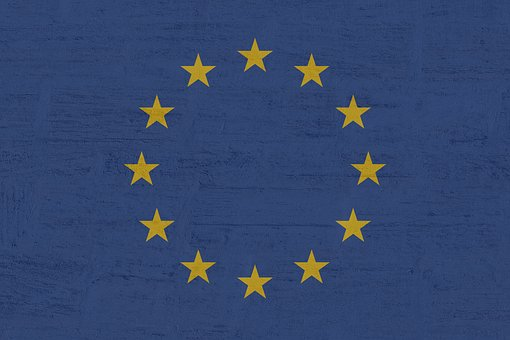 Europe, Flag, European, Eu, International, Star