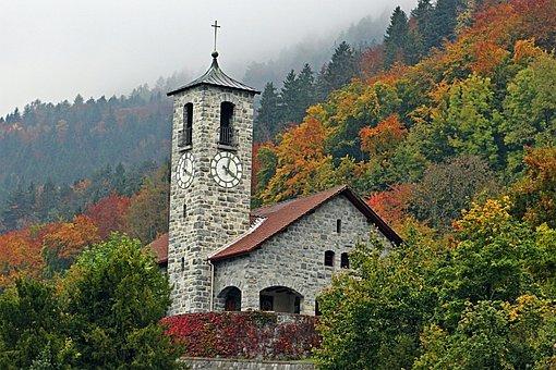 Chapel, Faith, Christian, Church, Religion, God, Cross