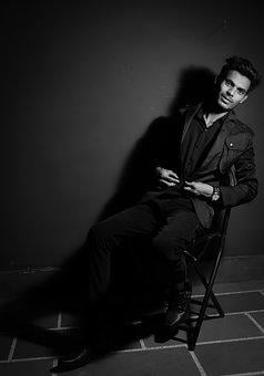 Dark, Black, Room, Fashon, Model, Canon
