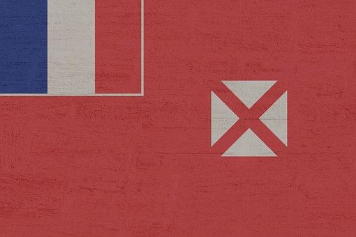Wallis And Futuna, Flag