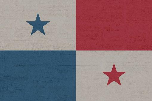 Panama, Flag, International