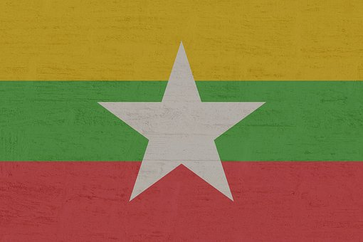 Myanmar, Flag