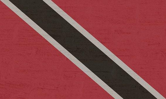 Trinidad And Tobago, Flag, Trinidad-tobago