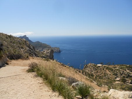 Mallorca, Mediterranean, Bay, Vacations, Sea, Nature