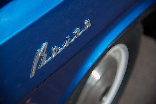 Logo, Wheel, Volga, Gaz 24, Car, Retro
