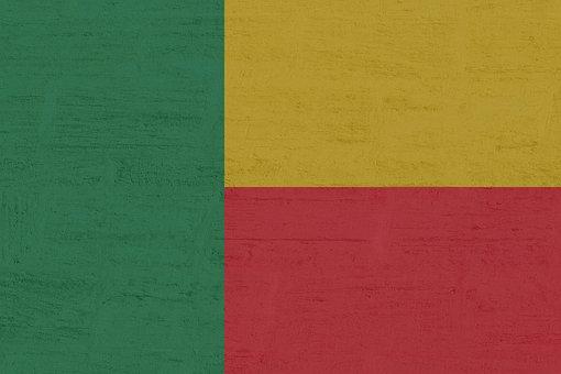 Benin, Flag