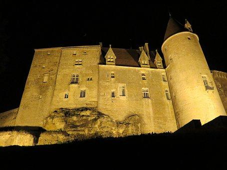 Chateauneuf-en-auxois, Chateauneuf, Chateau, Castle