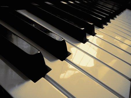 Keyboard, Piano, Music, Instruments, Keys, Organ