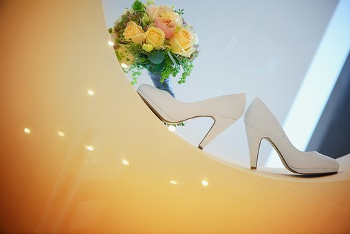 Wedding, Shoe, Beauty, Style, Stylish, Bride