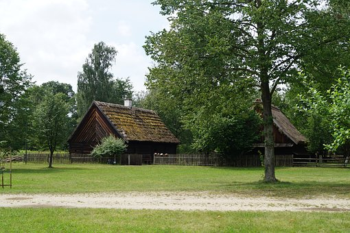 Village, Old, The Museum, Architecture, Tourism, Poland