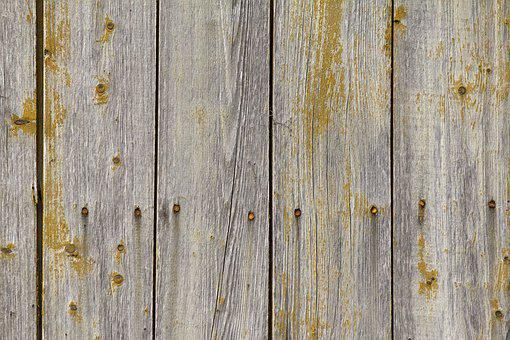 Texture, Tree, Old, Fence, Wood Texture, Gray Wood